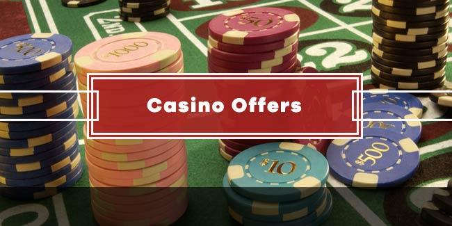 Free Casino Offers