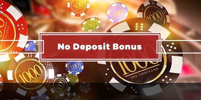 Free Casino Money No Deposit Bonus