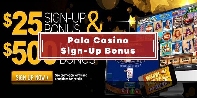 Casino Bonus Sign Up