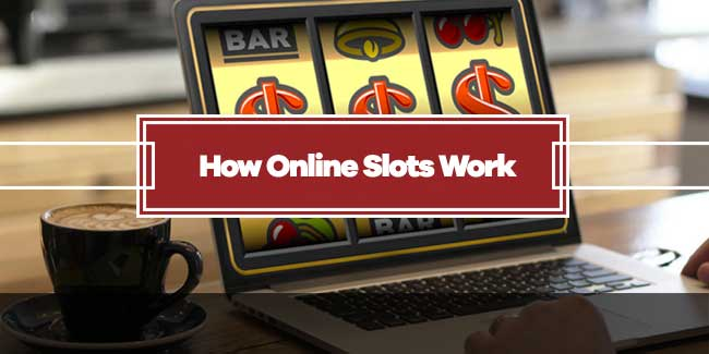 How do slot machines work