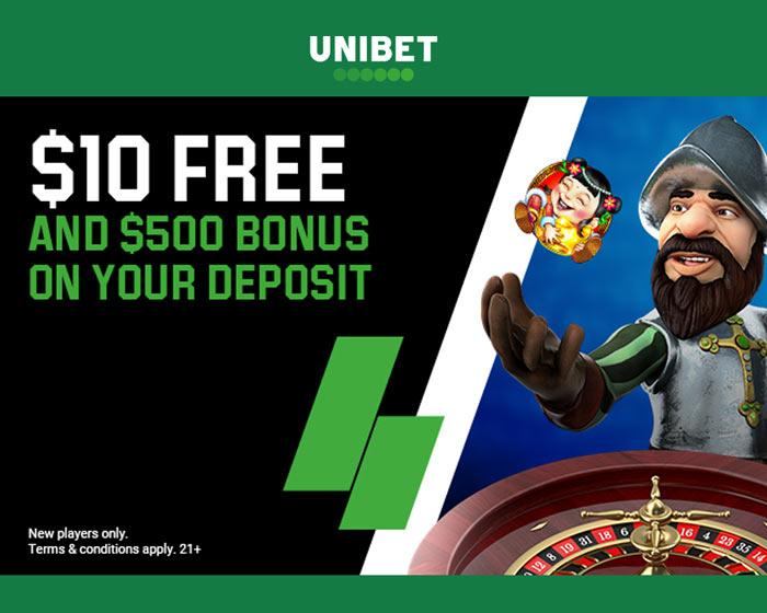 Unibet casino bonus code get $10 free with ubcasino10