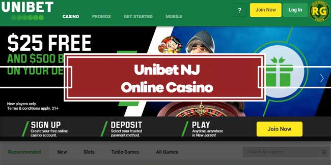 Unibet Online Casino
