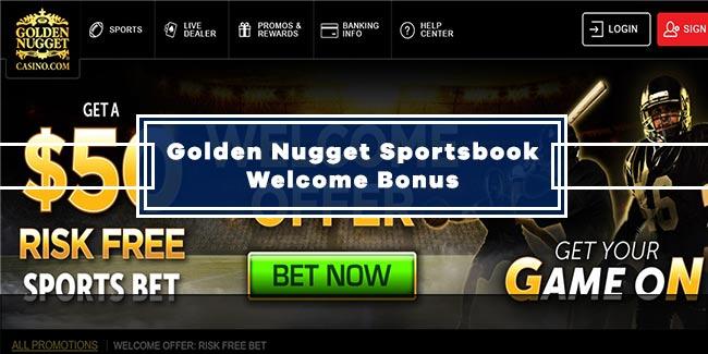 Golden Nugget Sportsbook Bonus Code Get A 50 Risk Free Bet In Nj