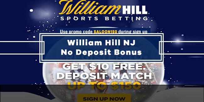 William Hill Free Bet No Deposit
