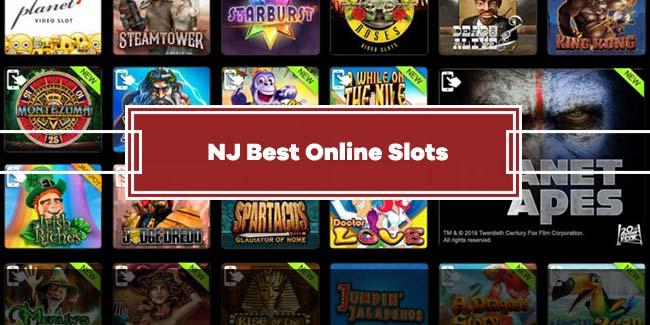 Slots Online Nj